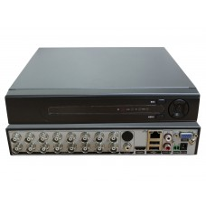 Videoregistratore digitale ibrido - DVR 8016 H-E