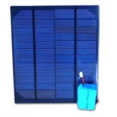 Kit solare per apparati esterni - SOLAR KIT