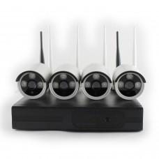 Kit videosorveglianza - SMART WiFi 4 720 W