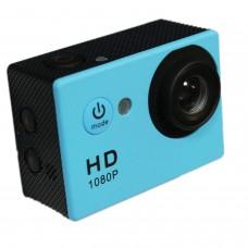 Telecamera registratore ad alte prestazioni - Sport Camera Blue